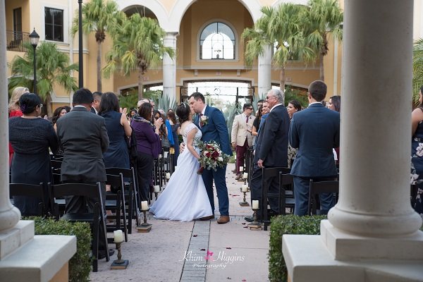 UCF Rosen College, A Chair Affair, Bride