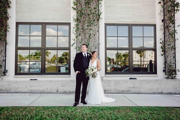 Armature Works, Rooftop Wedding, A Chair Affair