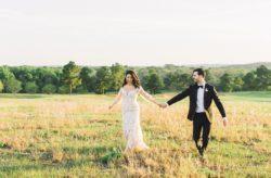 Bella Collina Elegant Citrus Wedding