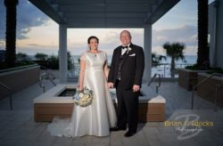 Opal Sands Resort Royal Blue Wedding