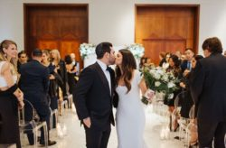 Orlando Museum of Art Sophisticated Wedding