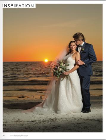 Tampa Bay Weddings Magazine, A Chair Affair