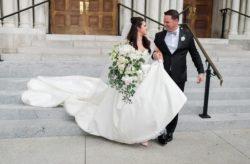 Tampa Waterside Garden Themed Wedding