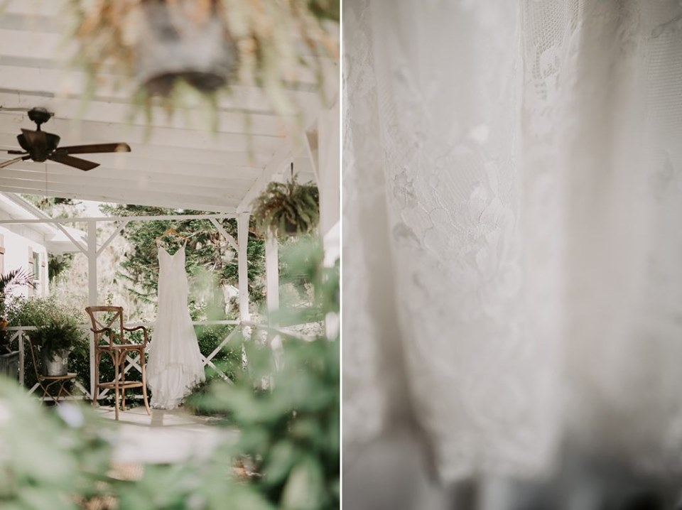 new smyrna beach bohemian wedding a chair affair