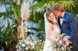 Don CeSar Modern Boho Wedding