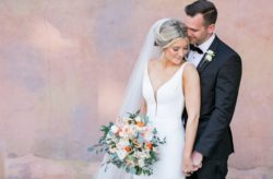 Howey Mansion Citrus Italian Wedding
