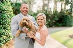 Pretty in Pink Spring Wedding in Lake Nona