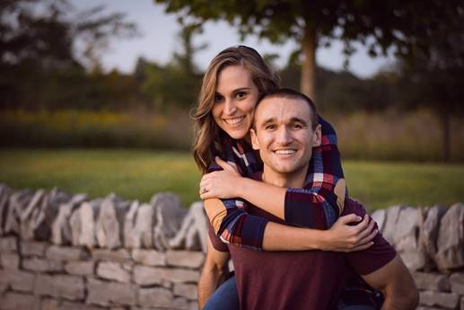 May 2019 Wedding Rental Winners - Caitlin and Kyle