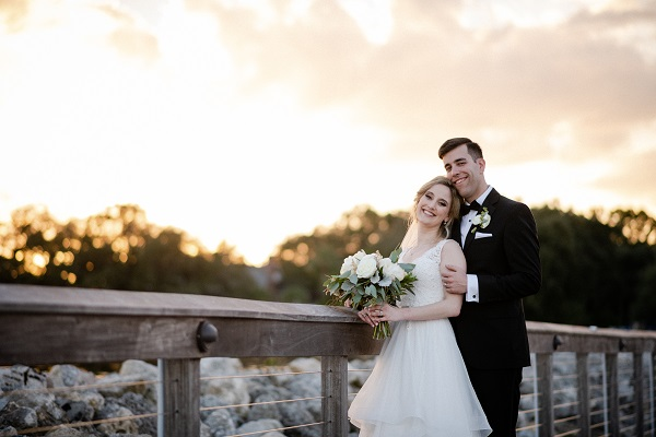 Tampa Yacht and Country Club Wedding