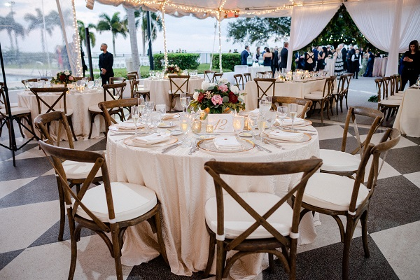 Tampa Yacht and Country Club, Ryan Joseph Photo, A Chair Affair