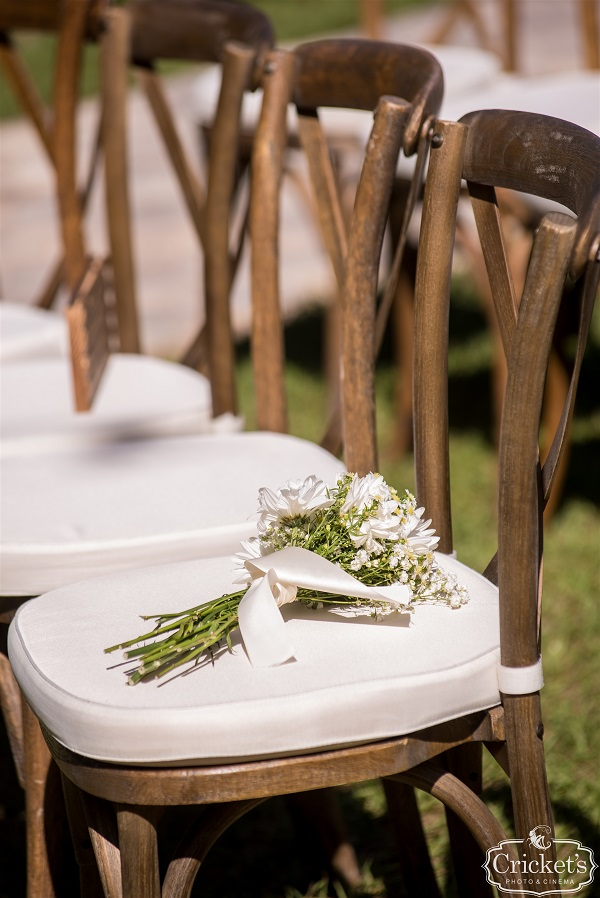 The Mulberry at NSB, A Chair Affair, Crickets Photo, LGBT Wedding
