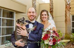 Bonnet Creek Red Romance Wedding