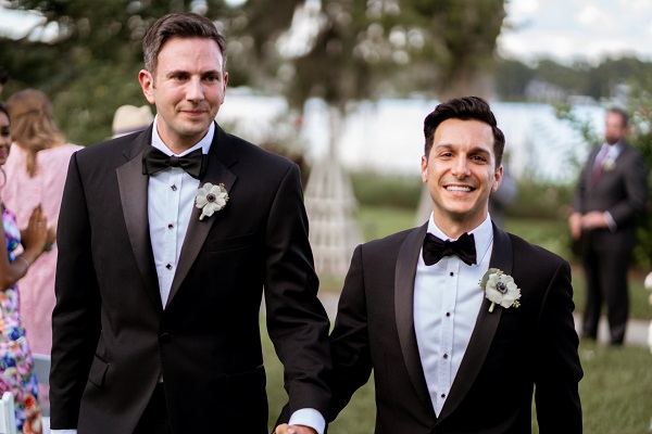 Capen House-LGBT Wedding- Intimate Wedding