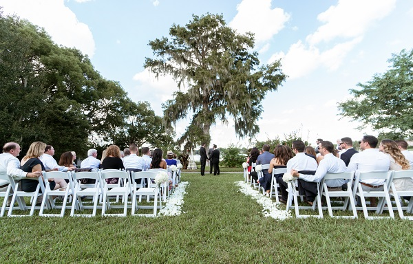 Capen House-LGBT Wedding- Intimate Wedding- Outdoor Wedding Ceremony