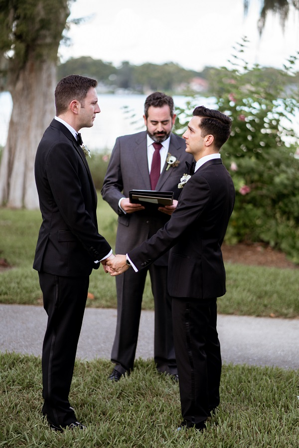 Capen House-LGBT Wedding- Intimate Wedding- Wedding Ceremony