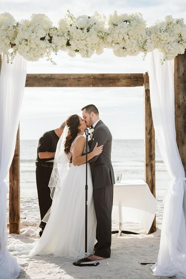 Carlouel Beach and Yacht Club, Turquoise Beach Wedding, A Chair Affair