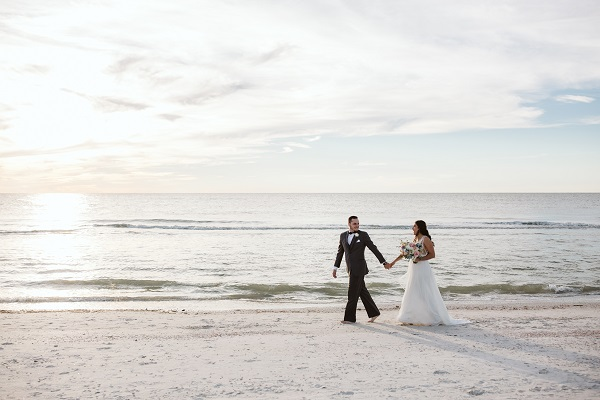 Gorgeous Turquoise Beach Wedding