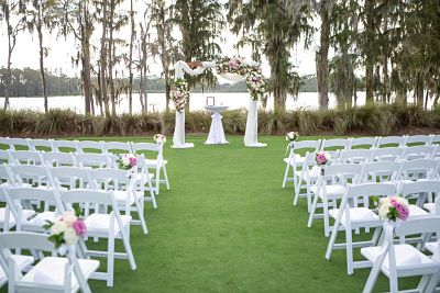 Isleworth Ceremony Chairs Decor