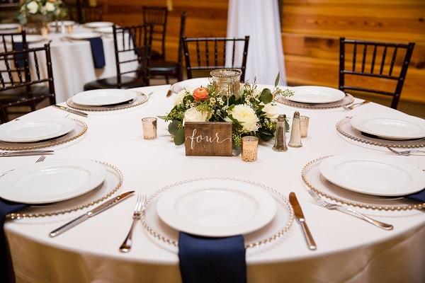 Lake Plantation Farmhouse Wedding, A Chair Affair