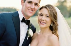 Country Club of Orlando Black Tie Wedding