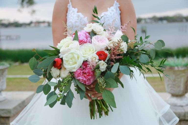 St. James Episcopal Church Bridal Bouquet