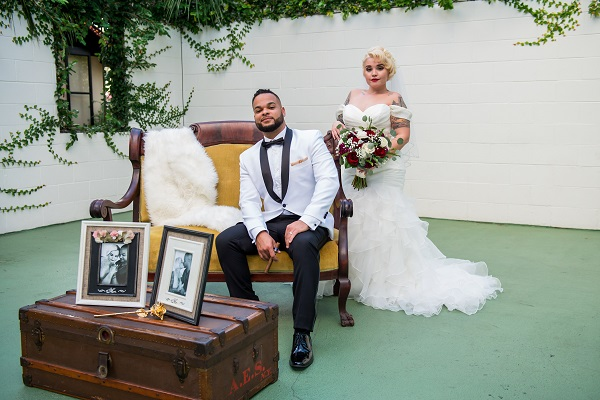The Acre, Outdoor Wedding, A Chair Affair