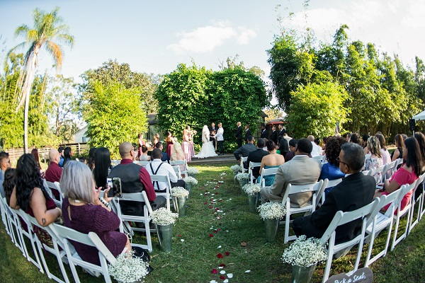 The Acre, Vintage Outdoor Wedding, A Chair Affair