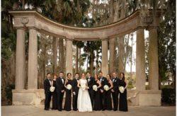 Alfond Inn Rose Gold Wedding