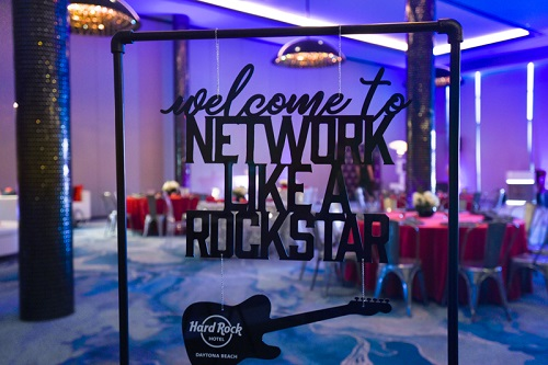 Hard Rock Daytona Beach Networking Event