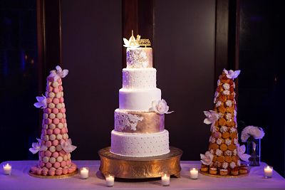 Isleworth Wedding Cakes