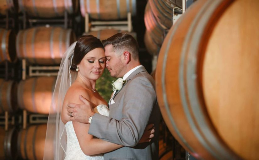 Quantum Leap Winery Classic Wedding