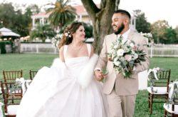 Southern Wedding Shoot at Rocking H Ranch