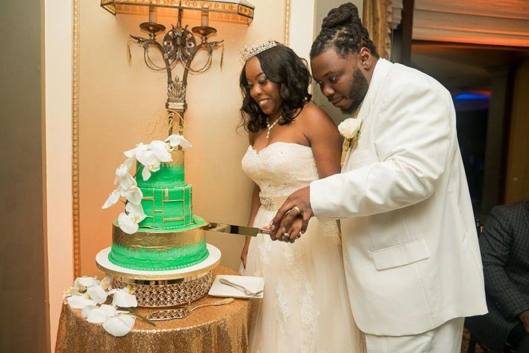 Tampa Club Cake Cutting