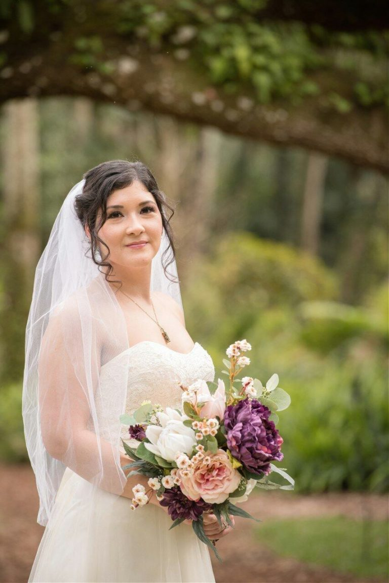 The Bok Towers Bride