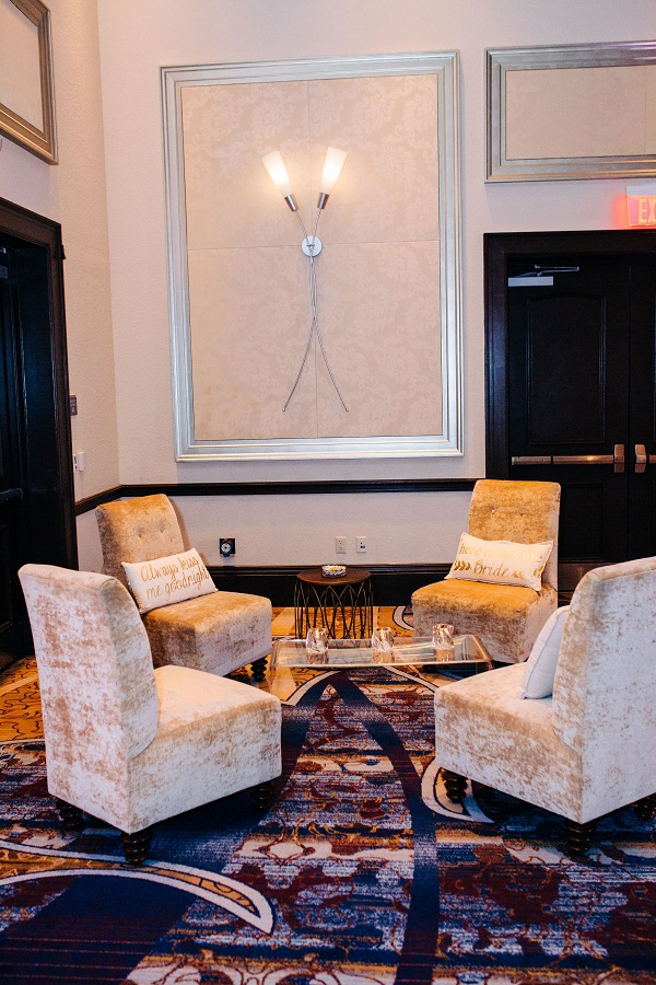 Wyndham Grand Bonnet Creek, Octagon Themed Luxury Wedding, A Chair Affair