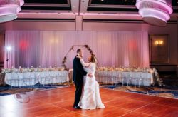 Wyndham Grand Luxury Wedding
