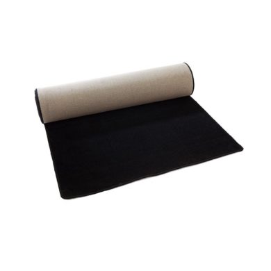Black Carpet Runner