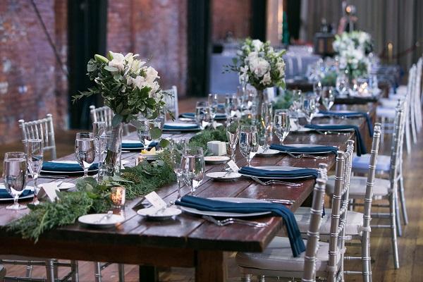 Armature Works-Steel Grey Wedding-A Chair Affair