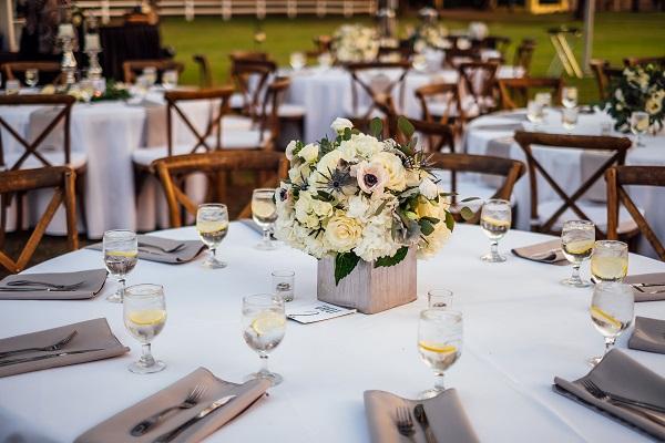 Casa Lantana, A Chair Affair, Outdoor Wedding and Reception