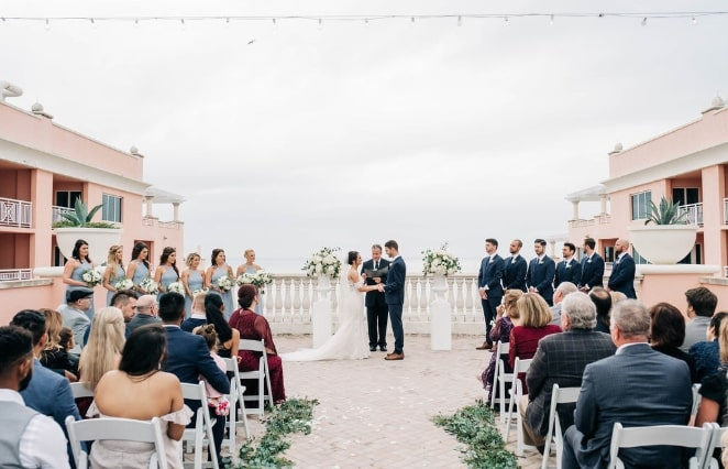 Hyatt Regency Clearwater Beach Ceremony