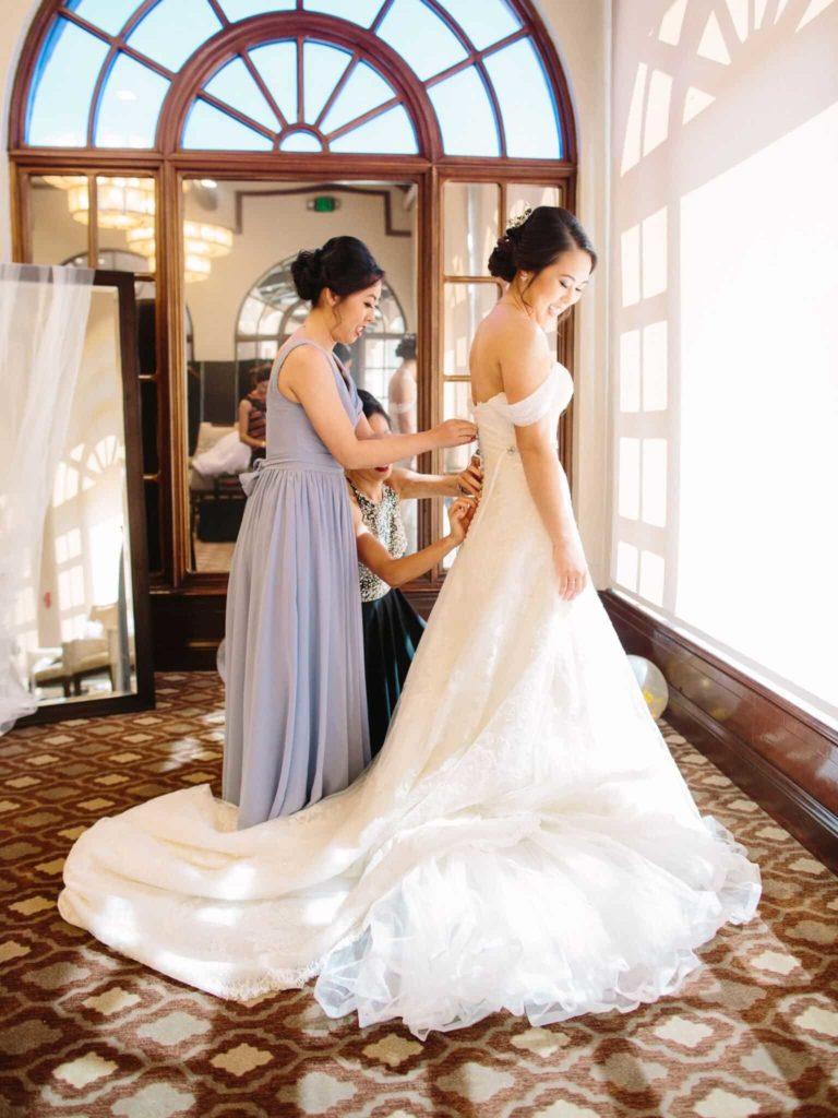 Isleworth Country Club Bride Getting Ready