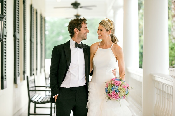 Lake Nona Country Club Outdoor Wedding