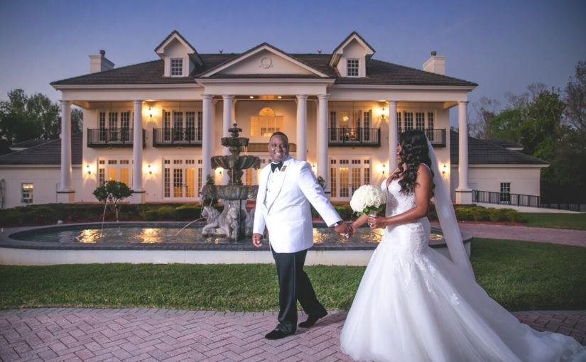 Luxmore Grande Estate Elegant Wedding