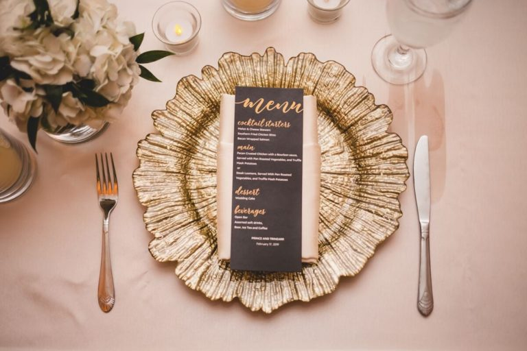 Luxmore Grande Estate Place Setting