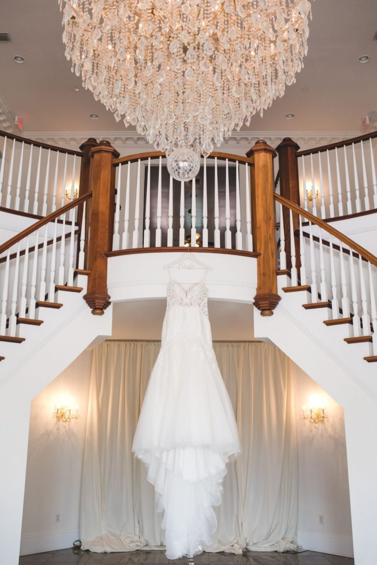 Luxmore Grande Estate Wedding Gown