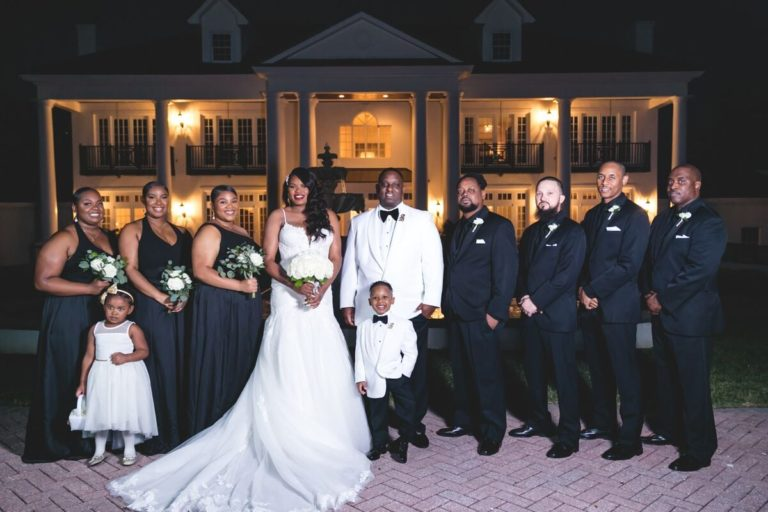 Luxmore Grande Estate Wedding Part