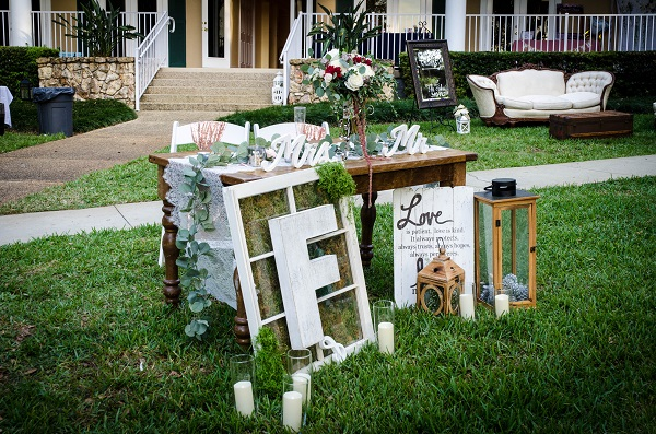 Private Home Wedding, A Chair Affair, Shabby Chic Farmhouse Wedding