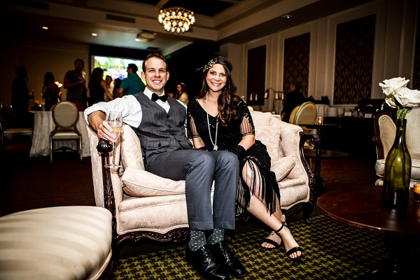 Roaring 20's Birthday, The Birchwood, A Chair Affair