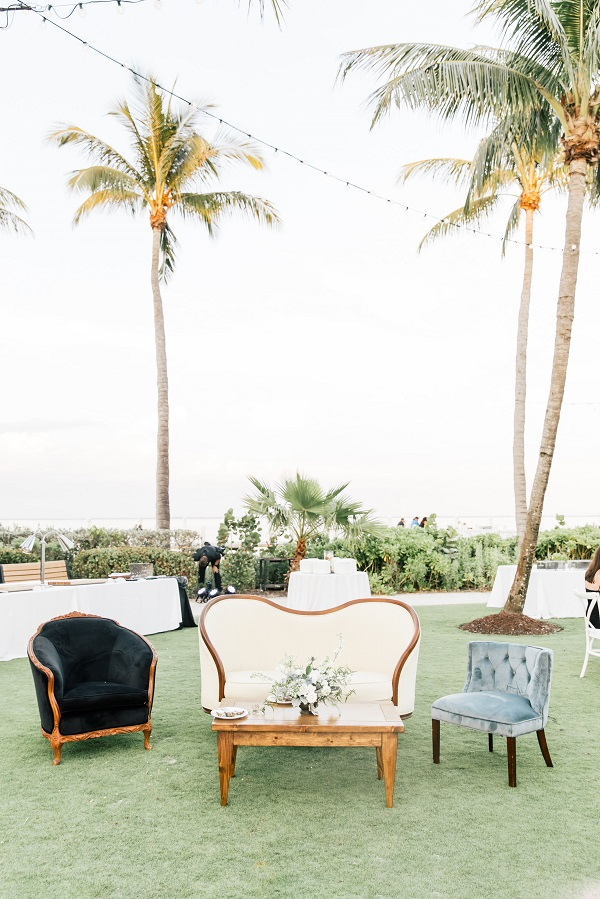 South Seas Resort, outdoor beach wedding, A Chair Affair
