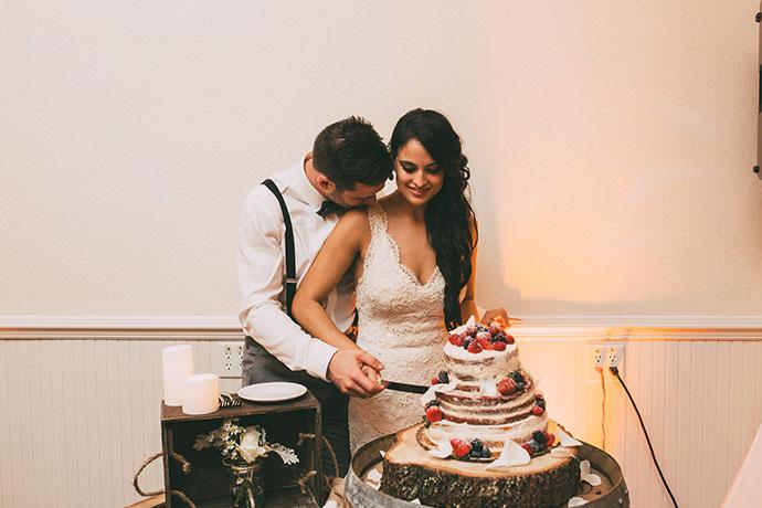 Highland Manor Cake Cutting